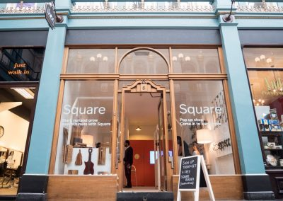 Four Corners Events - Square Pop Up